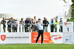 HONG KONG- Wade Orsmby of Australia pictured on Thursday January 9, 2020 during round one of the Hong Kog Open at the Fanling Golf Club, Fanling, Hong Kong. Pictured by Paul Lakatos / Asian Tour.