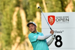HONG KONG-Chen Guxin of China pictured on Friday January 10, 2020 during round two of the Hong Kong Open at the Fanling Golf Club, Fanling, Hong Kong, the Asian Tour USD$ 1 million event is the season opener. Picture by Paul Lakatos / Asian Tour.