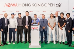 Meeting the players press conference of Honma Hong Kong Open 2018 at Tai Kwun Heritage & Arts Centre, Central, Hong Kong, on 20  November 2018, Hong Kong SAR, China.  Photo by : Ike Li / Ike Images