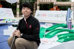 HK18 social activity of UBS Hong Kong Golf Open 2016 at Quarry Bay Park, Hong Kong on 24 November 2016, Hong Kong, China Photo by Ike Li / Ike Images